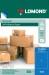 Lomond Self-Adhesive Universal Labels, 1/210x297, A4, 50 sheets, blue